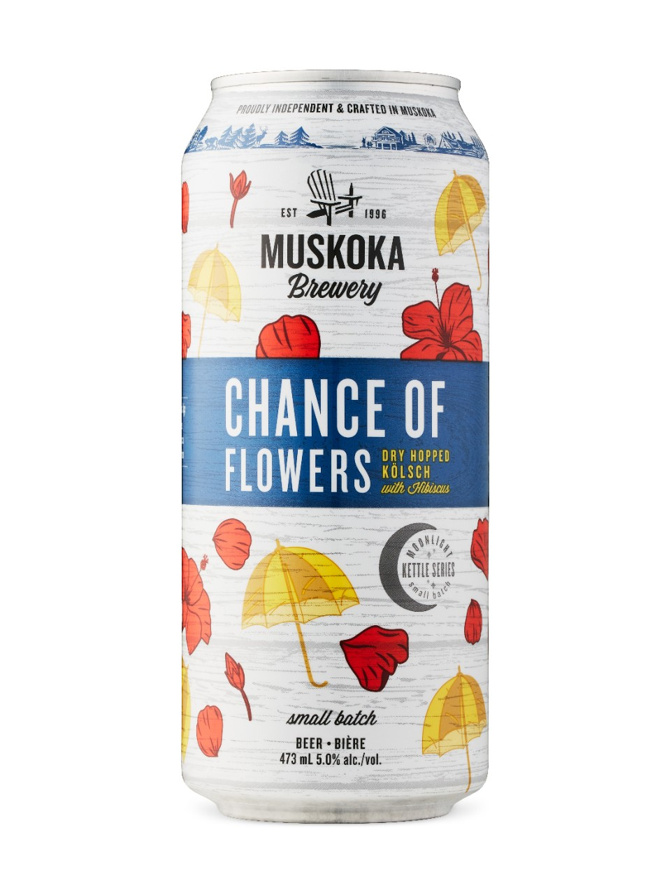 Muskoka Chance of Flowers from LCBO