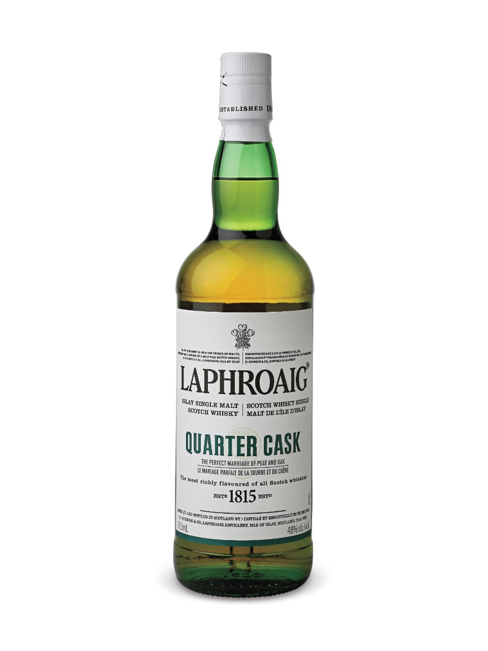 Image for Laphroaig Quarter Cask Islay Single Malt Scotch Whisky from LCBO
