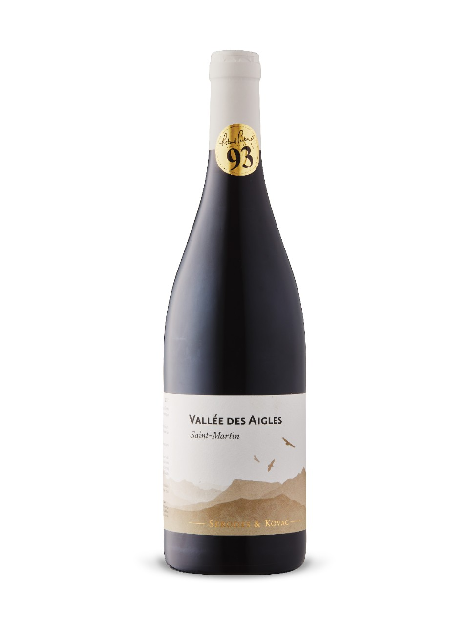 Vallée des Aigles Saint Martin Côtes du Roussillon-Villages 2017 from LCBO