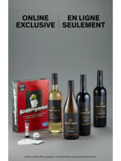 Jackson-Triggs Reserve Wine Offer (10 x750 mL) + Scattergories Game