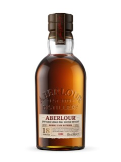 Aberlour 18 Year Old Single Malt Scotch Whisky (Bottle Limit 2)