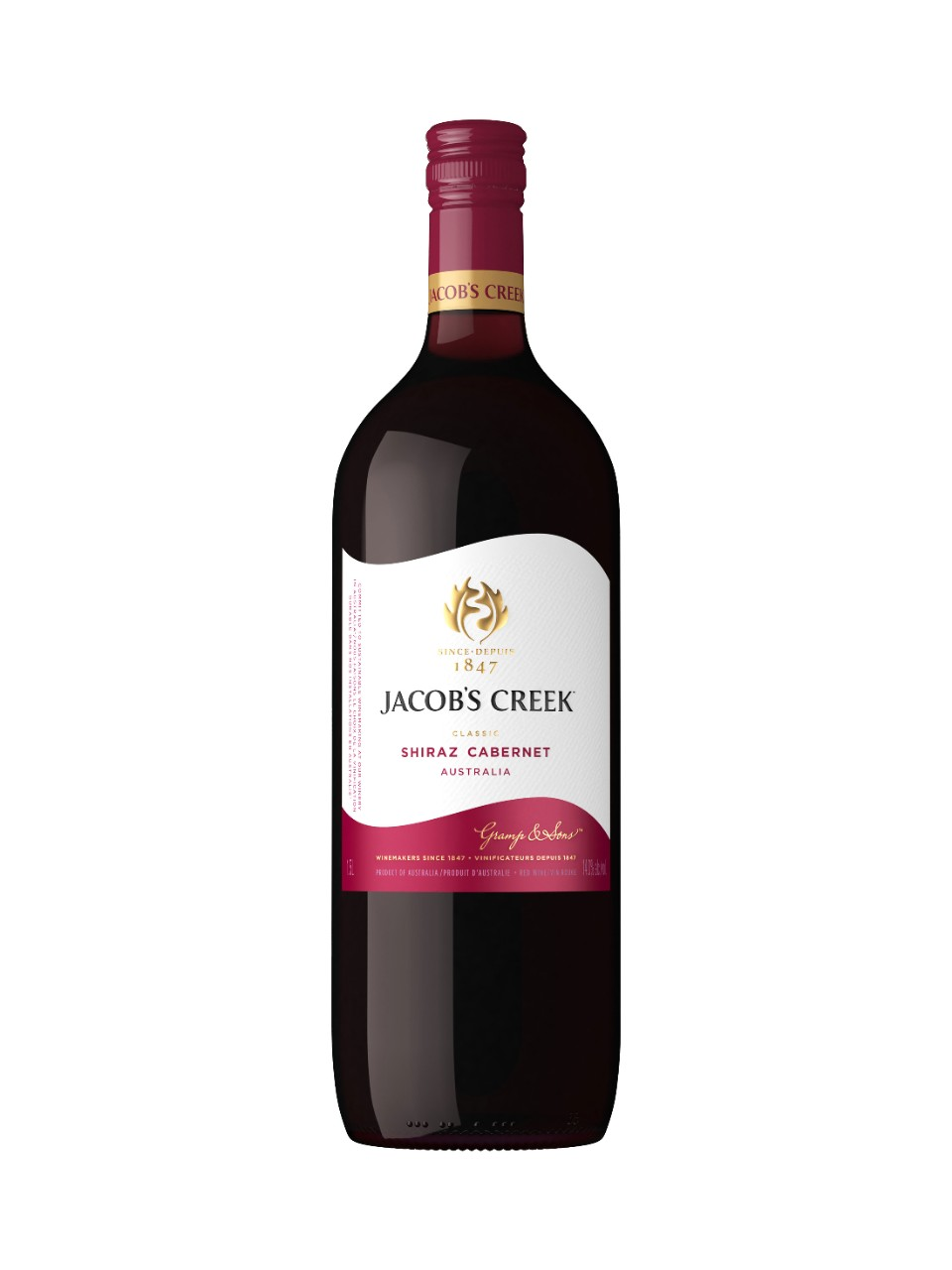 Shiraz/Cabernet Sauvignon Jacob's Creek