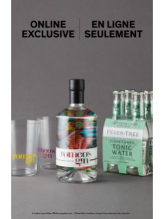 Romeo's Gin Cocktail Kit Online Exclusive