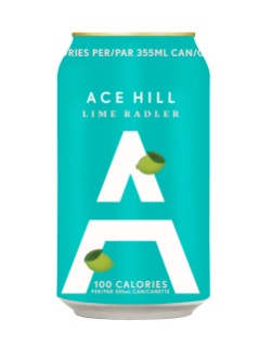 Ace Hill Lime Radler