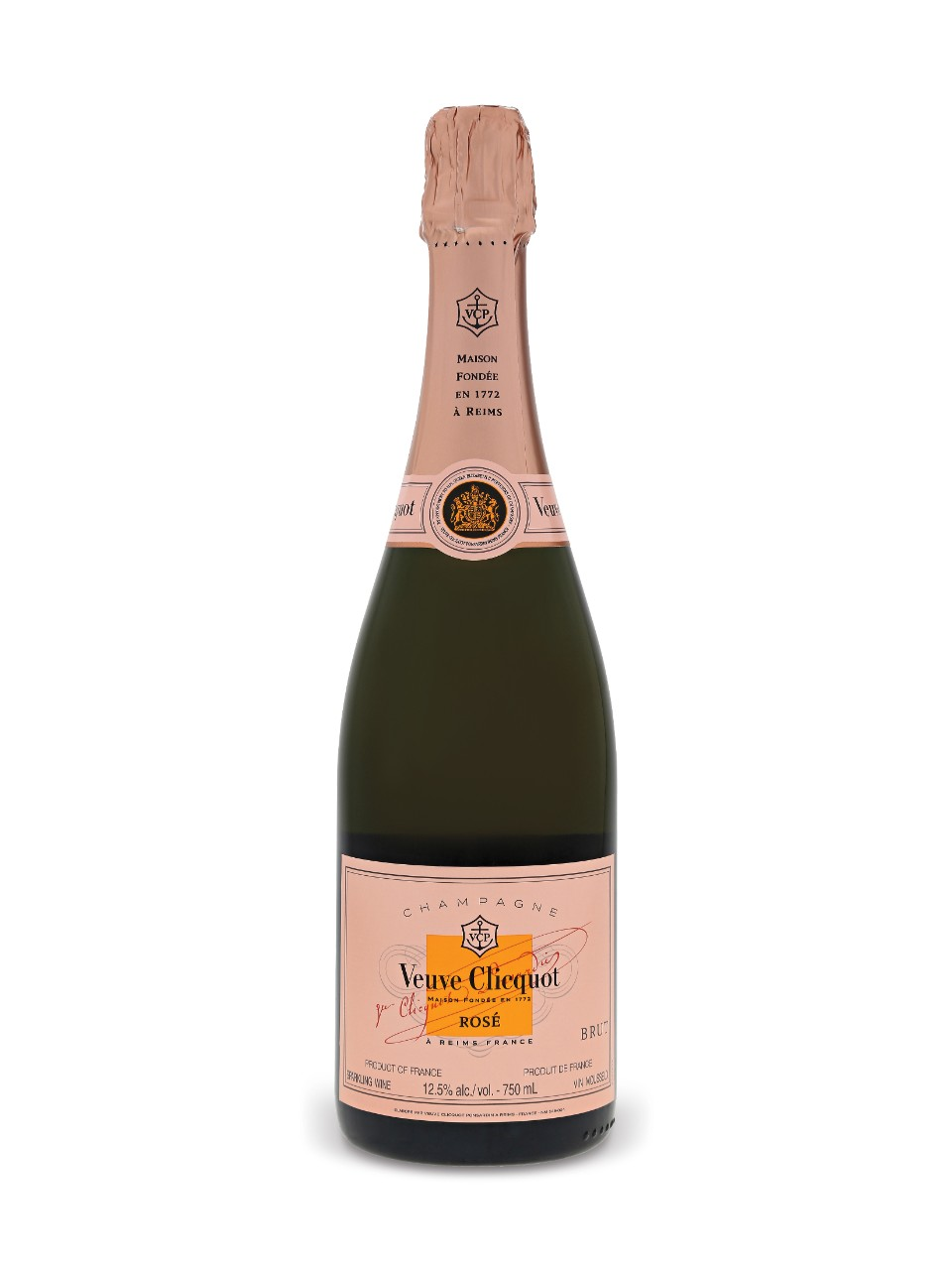 Veuve clicquot ponsardin rose lcbo for What is rose champagne