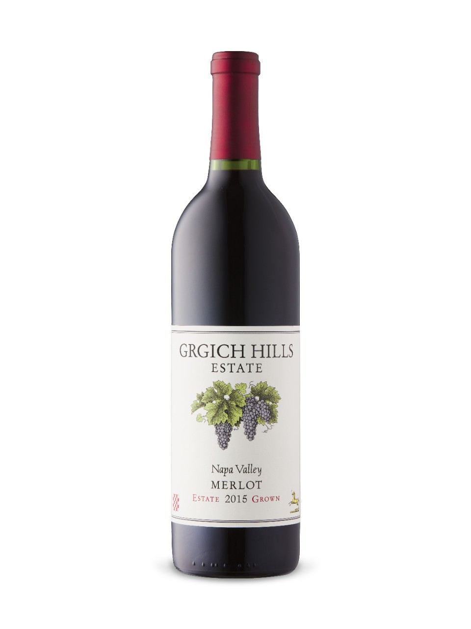 Image for Grgich Hills Estate Merlot 2015 from LCBO
