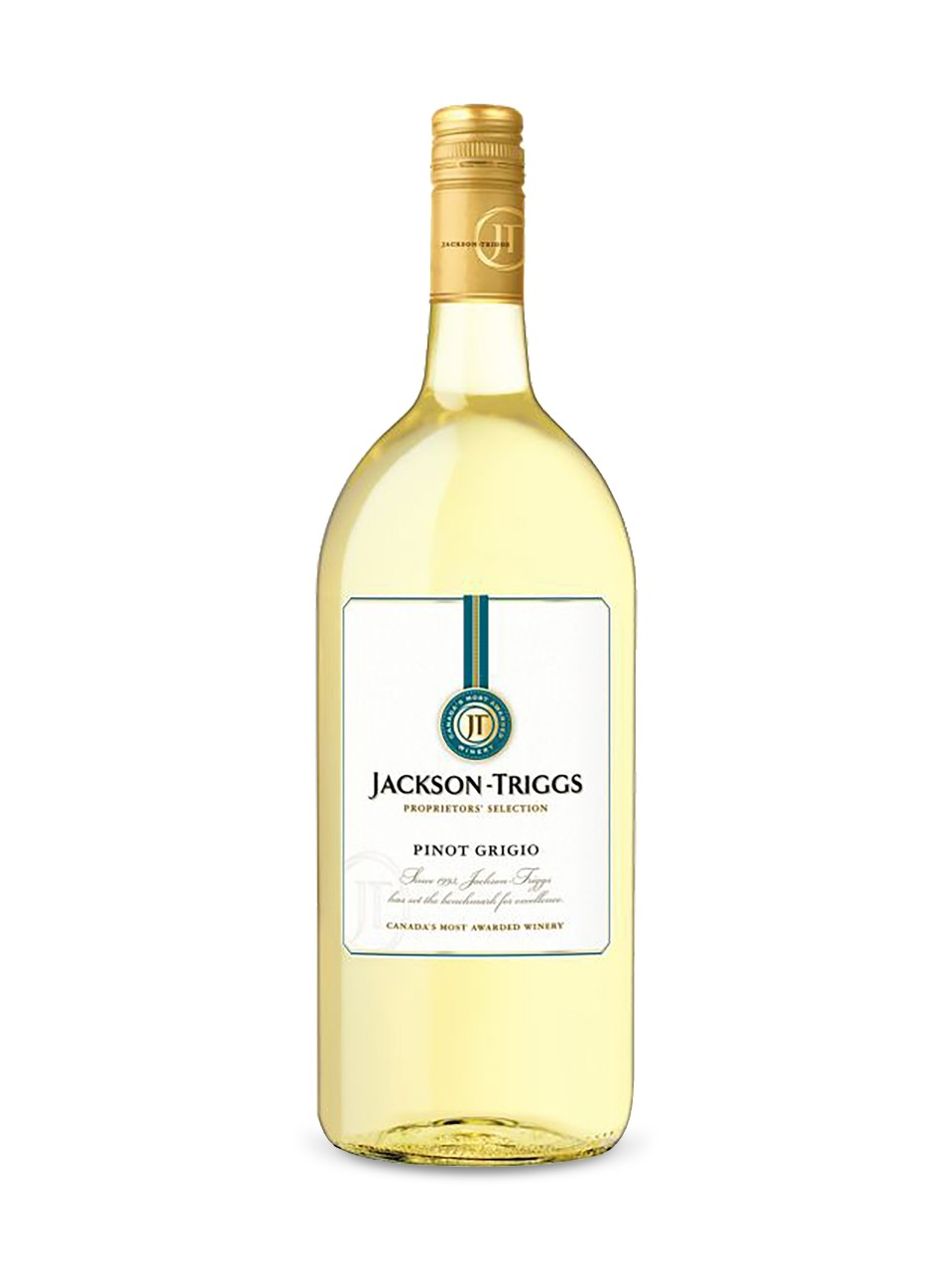 Image for Jackson-Triggs Pinot Grigio from LCBO