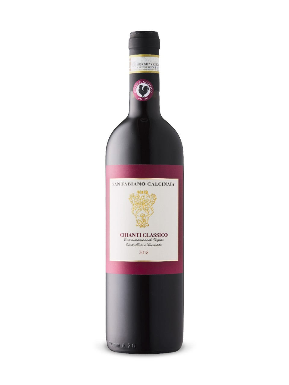 Image for San Fabiano Calcinaia Chianti Classico 2016 from LCBO