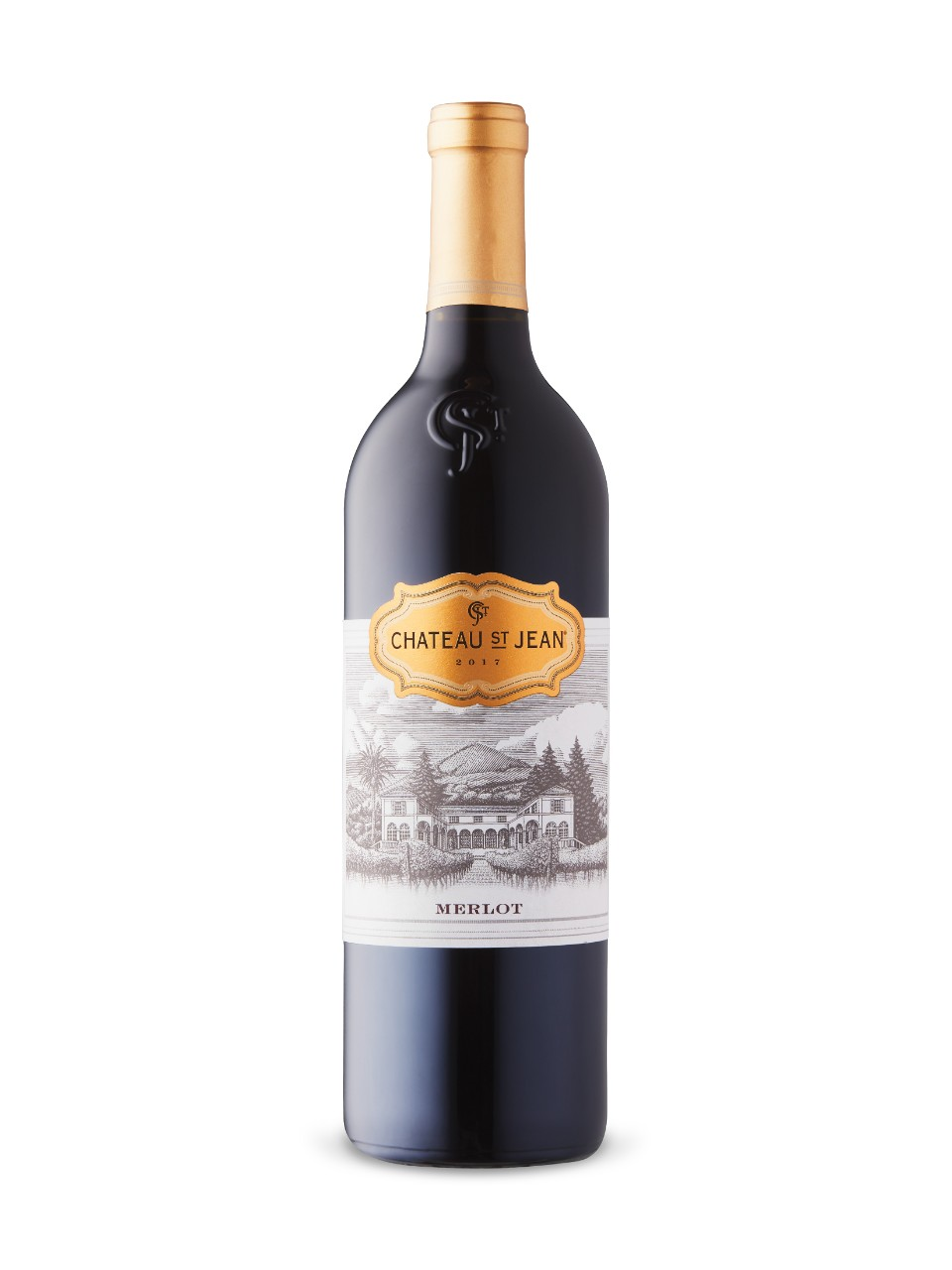 Image for Chateau St. Jean Merlot 2017 from LCBO