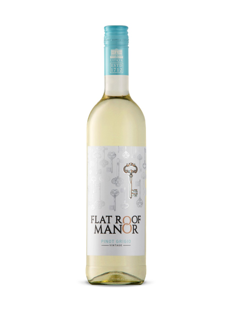 Image for Flat Roof Manor Pinot Grigio from LCBO