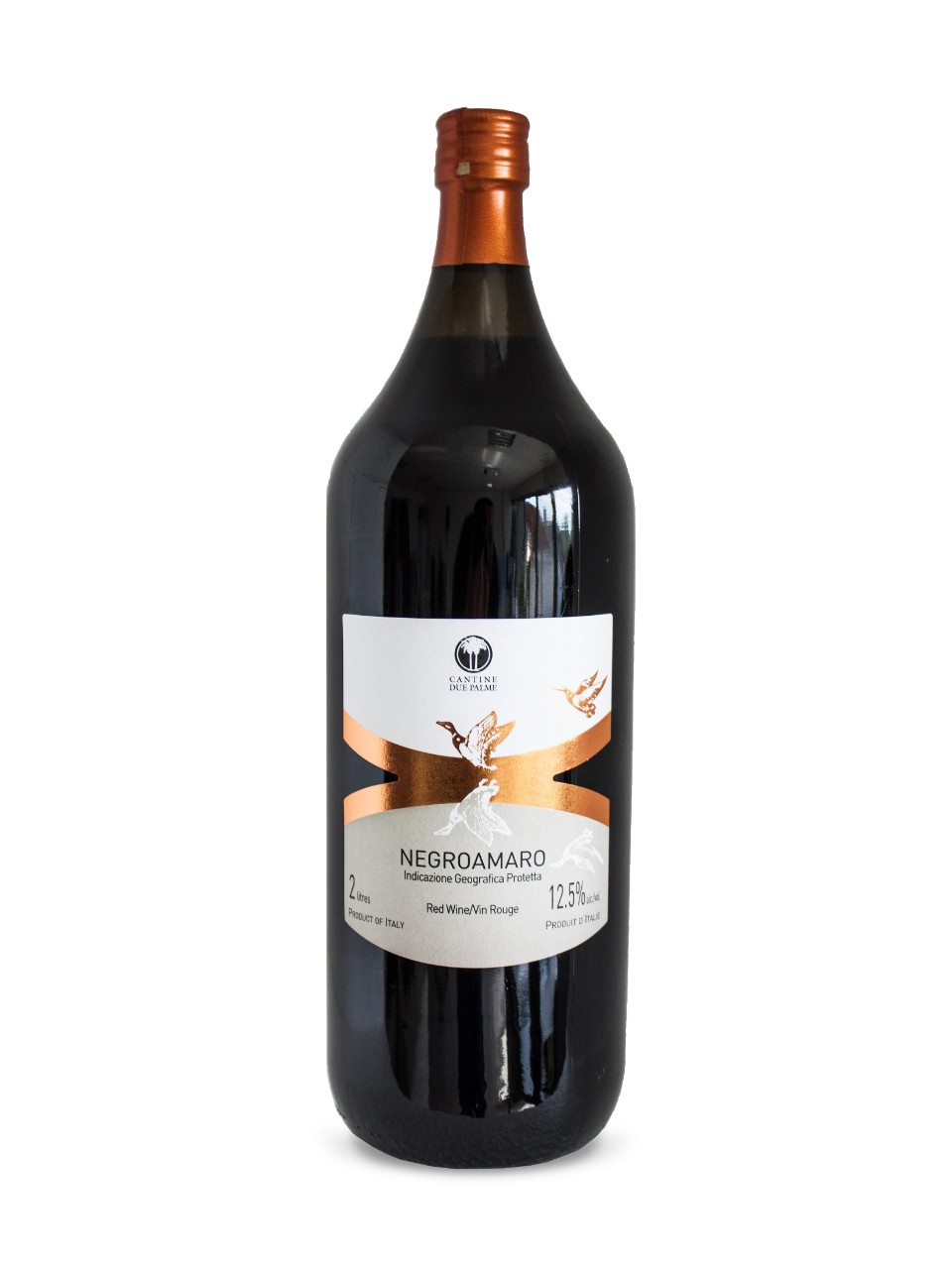 Image for Cantine Due Palme Canonico Negroamaro Salento IGP from LCBO