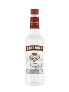 Smirnoff Vodka (PET)