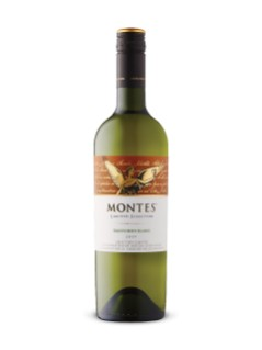 Montes Limited Selection Sauvignon Blanc 2017