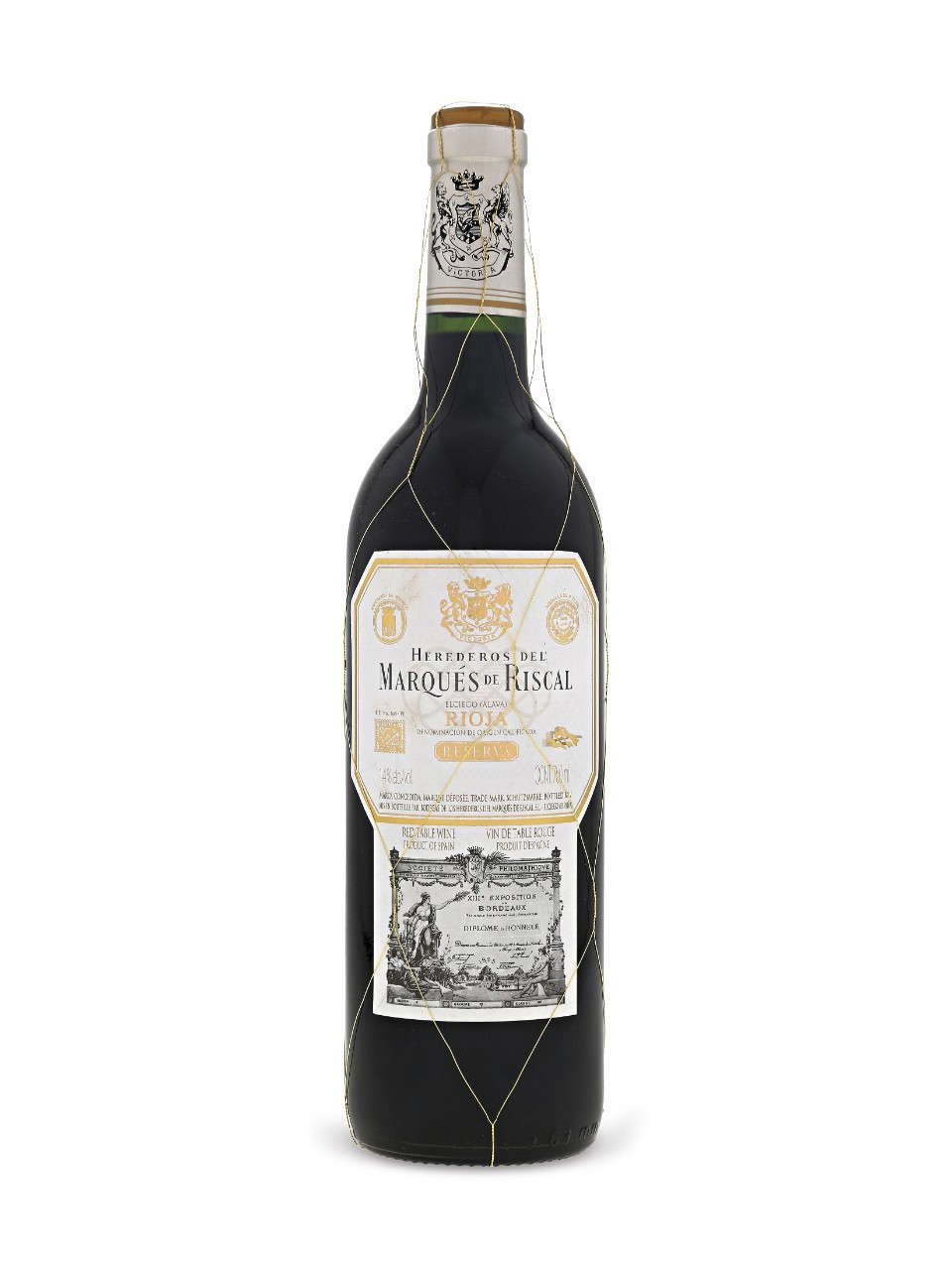 Image for Marques De Riscal Rioja Reserva from LCBO