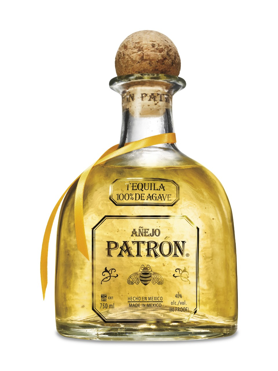 Image for Patron Anejo Tequila from LCBO