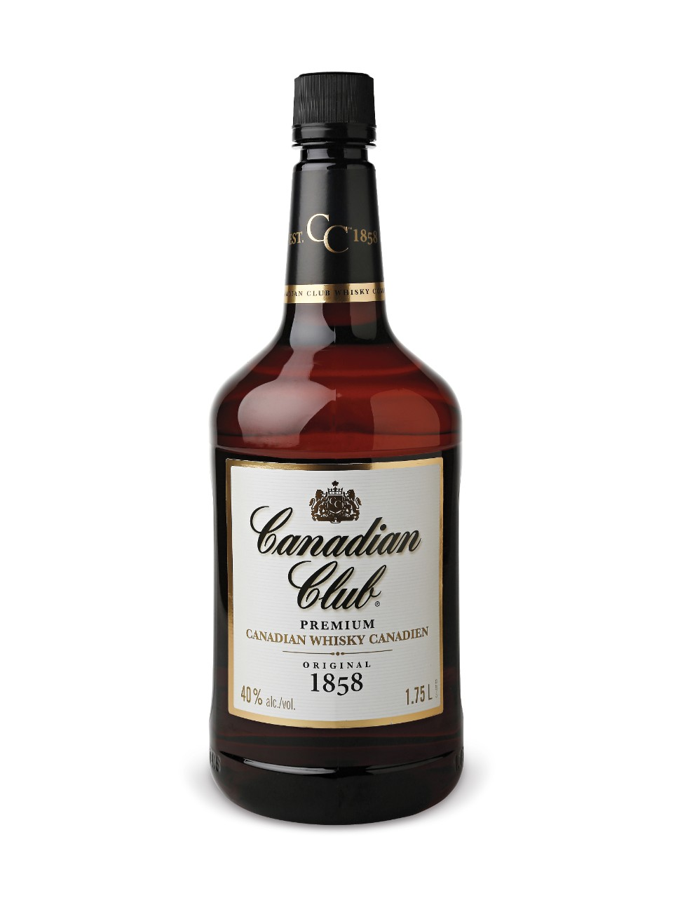 Image for Canadian Club Whisky (PET) from LCBO