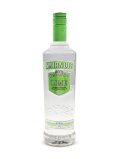 Smirnoff Lime Twist Vodka