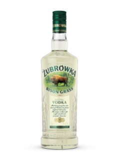 Vodka Zubrowka Bison