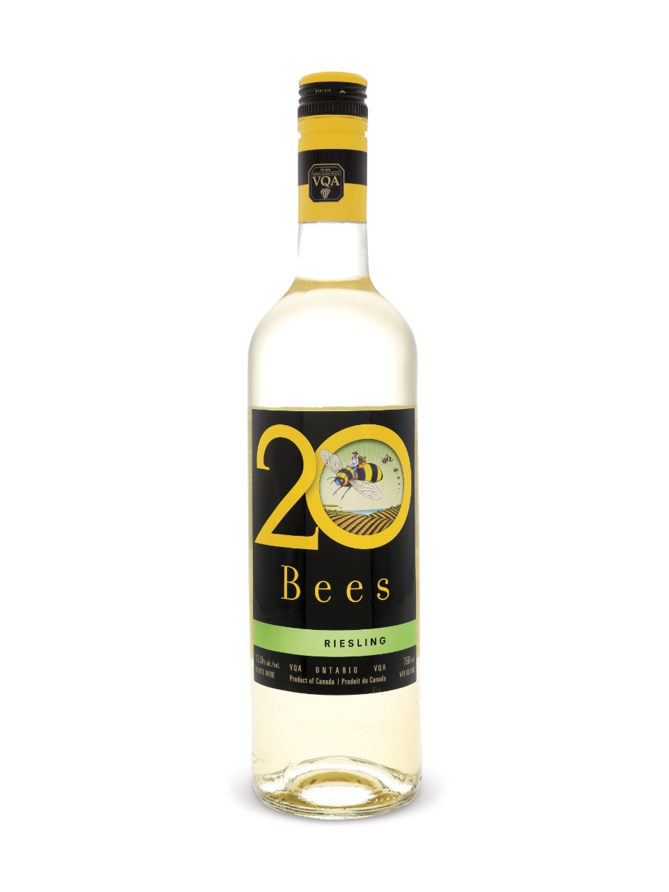 Image for 20 Bees Riesling VQA from LCBO
