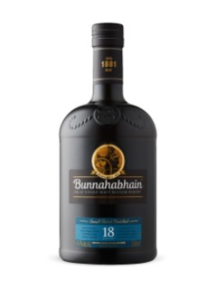 Whisky écossais Single Malt d'Islay Bunnahabhain Small Batch 18 ans d'âge
