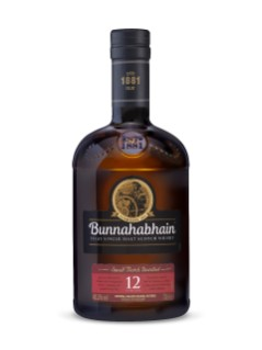 Bunnahabhain 12-Year-Old Islay Single Malt Scotch Whisky