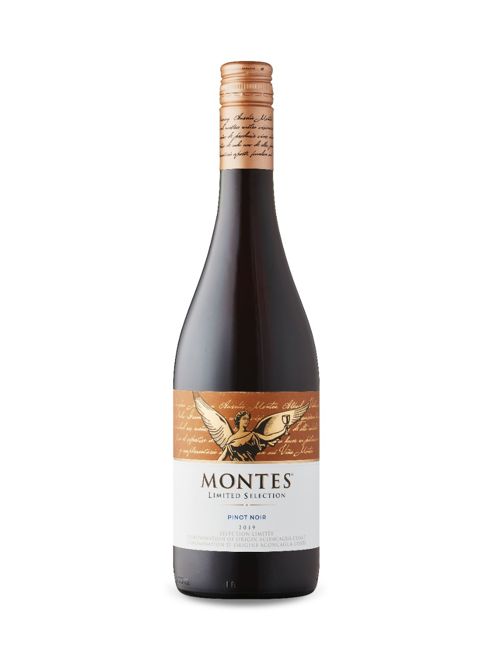 Pinot Noir Limited Selection Montes 2016