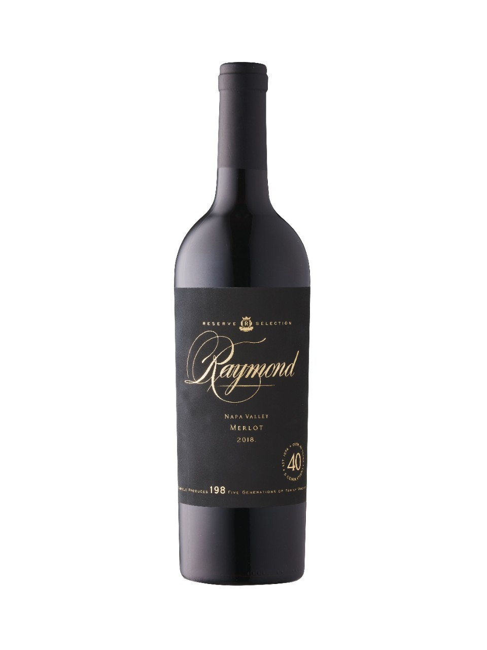 Image for Raymond Reserve Merlot 2014 from LCBO