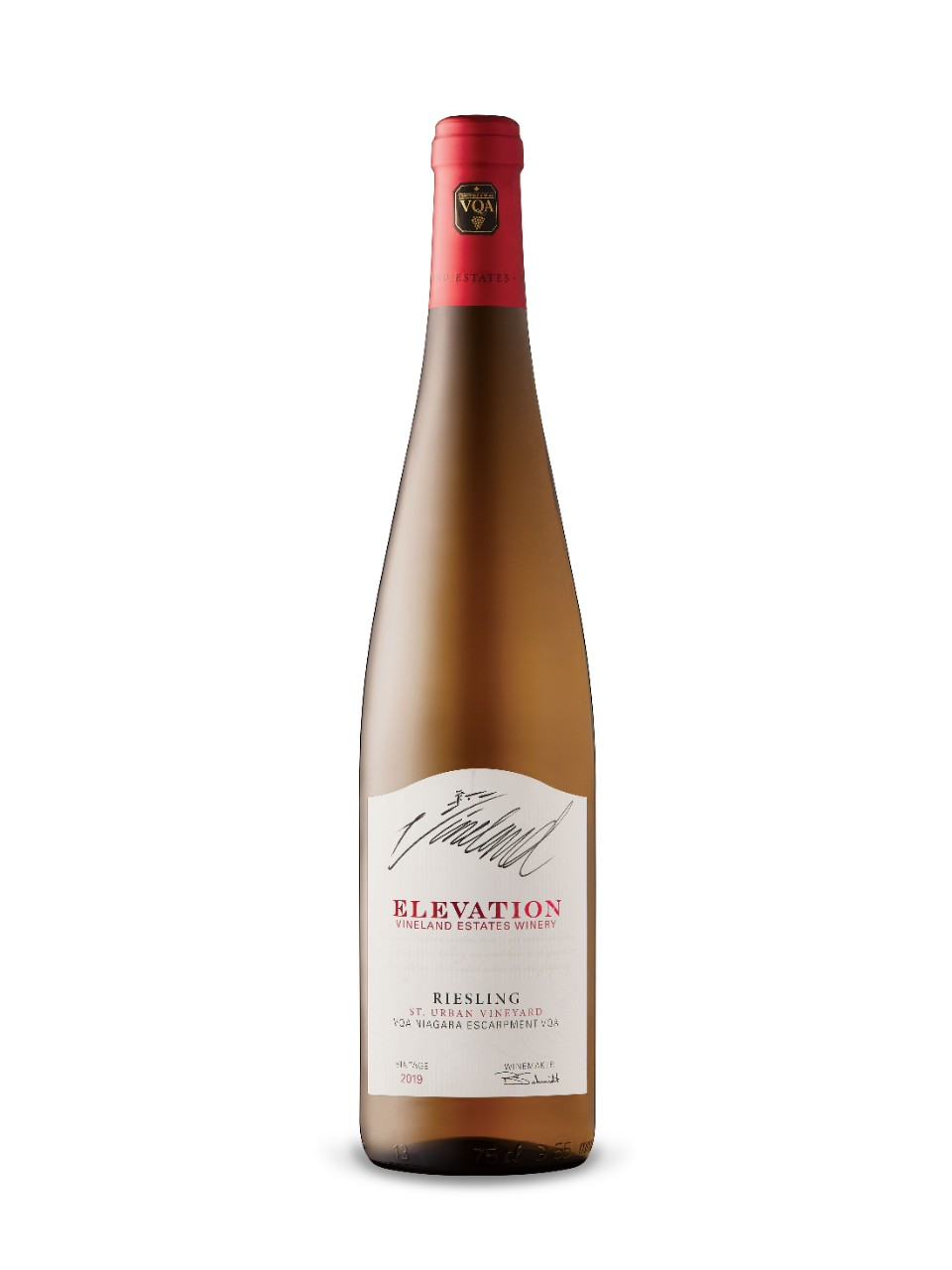 Image for Vineland Estates Elevation St. Urban Vineyard Riesling from LCBO