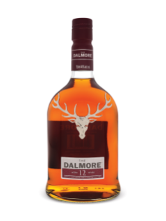 The Dalmore 12 Year Old Highland Single Malt
