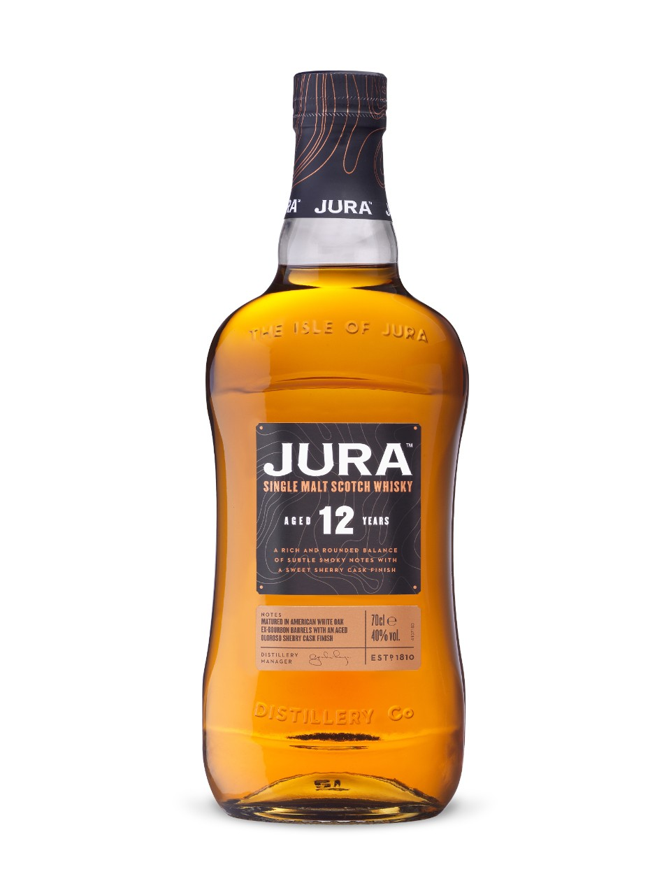Image for Jura 12 Year Old Single Malt from LCBO