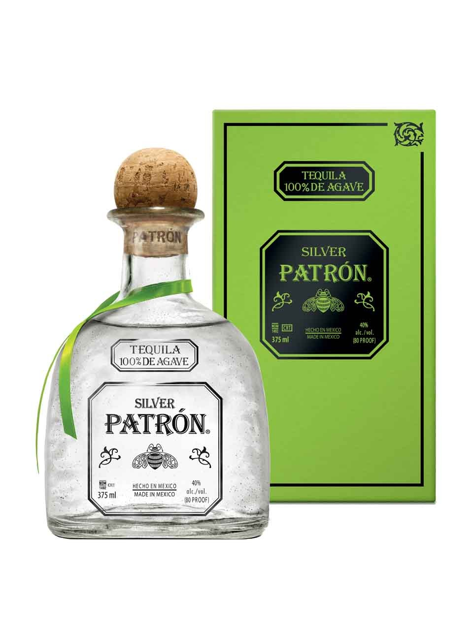 how to drink patron silver