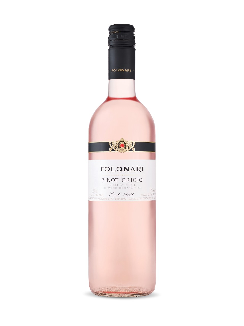 Image for Folonari Pink Pinot Grigio Venezia IGT from LCBO