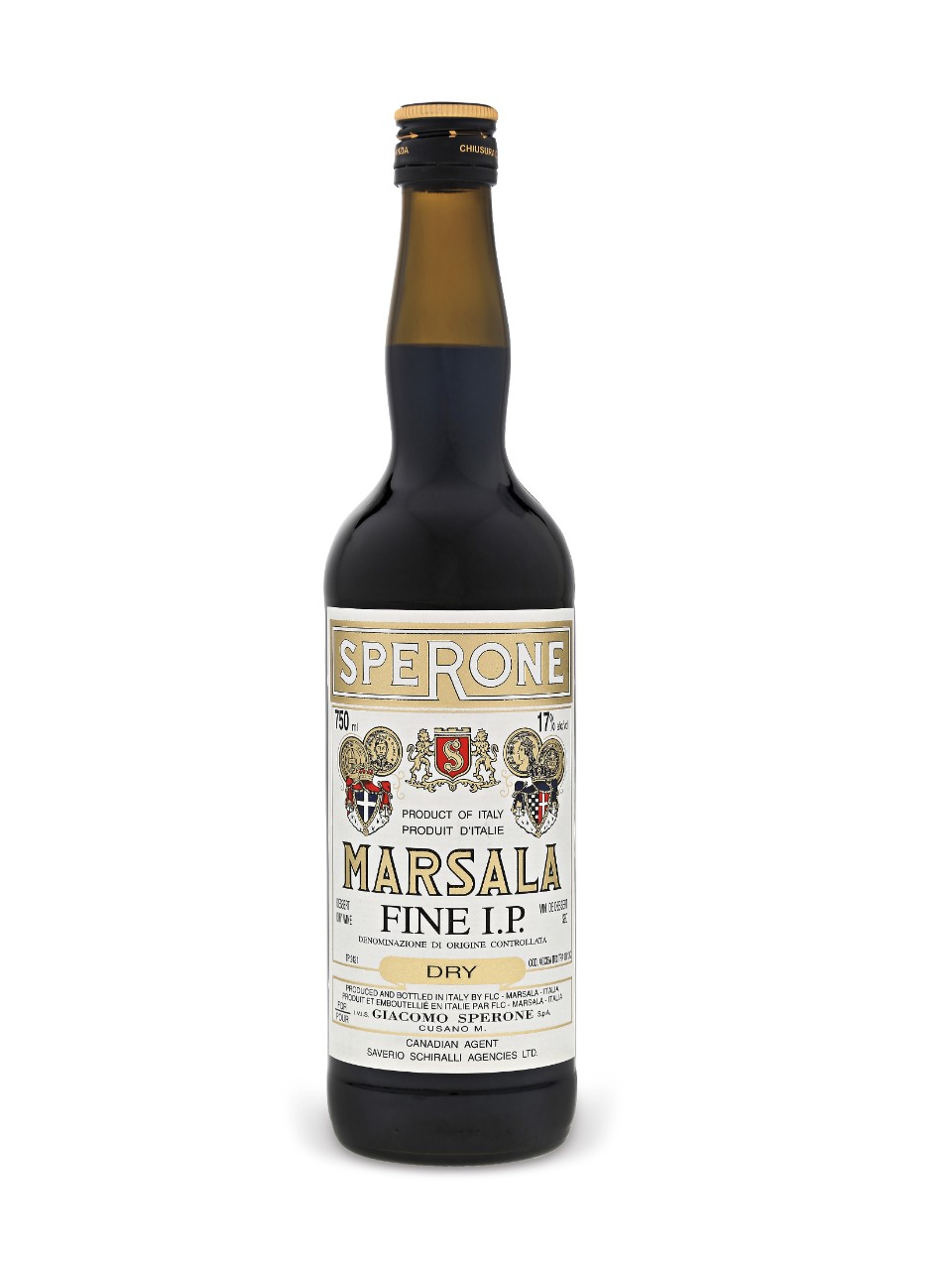 Image for Sperone Marsala Fine IP Dry DOC from LCBO