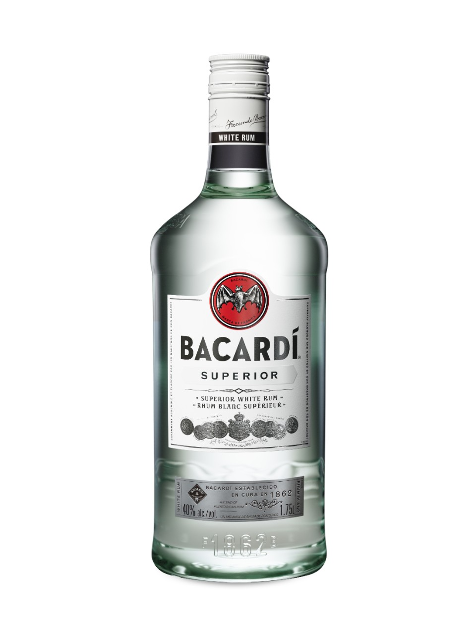 Bacardi Superior Rum Pet Lcbo