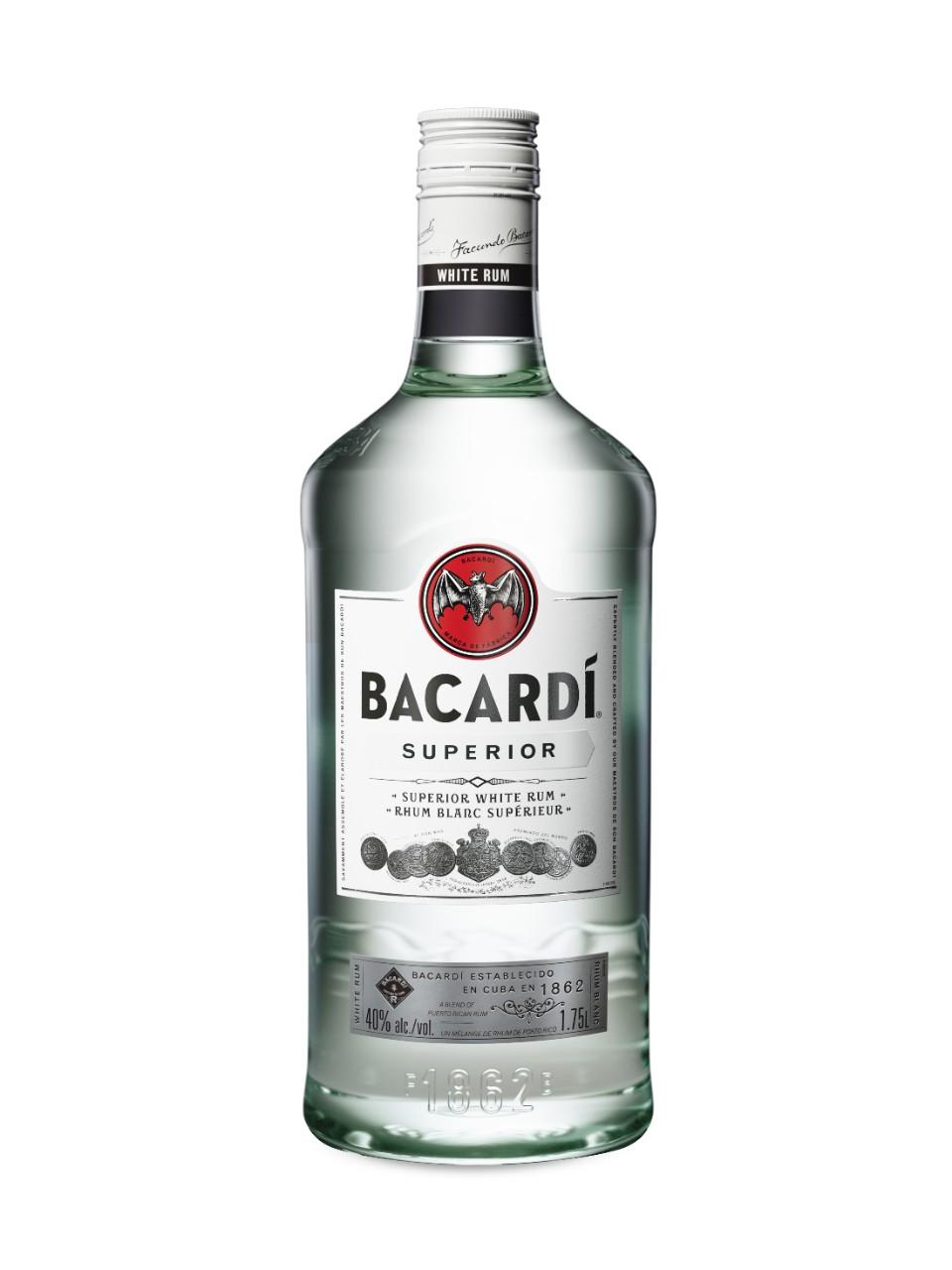 Bacardi Superior Rum Pet Lcbo