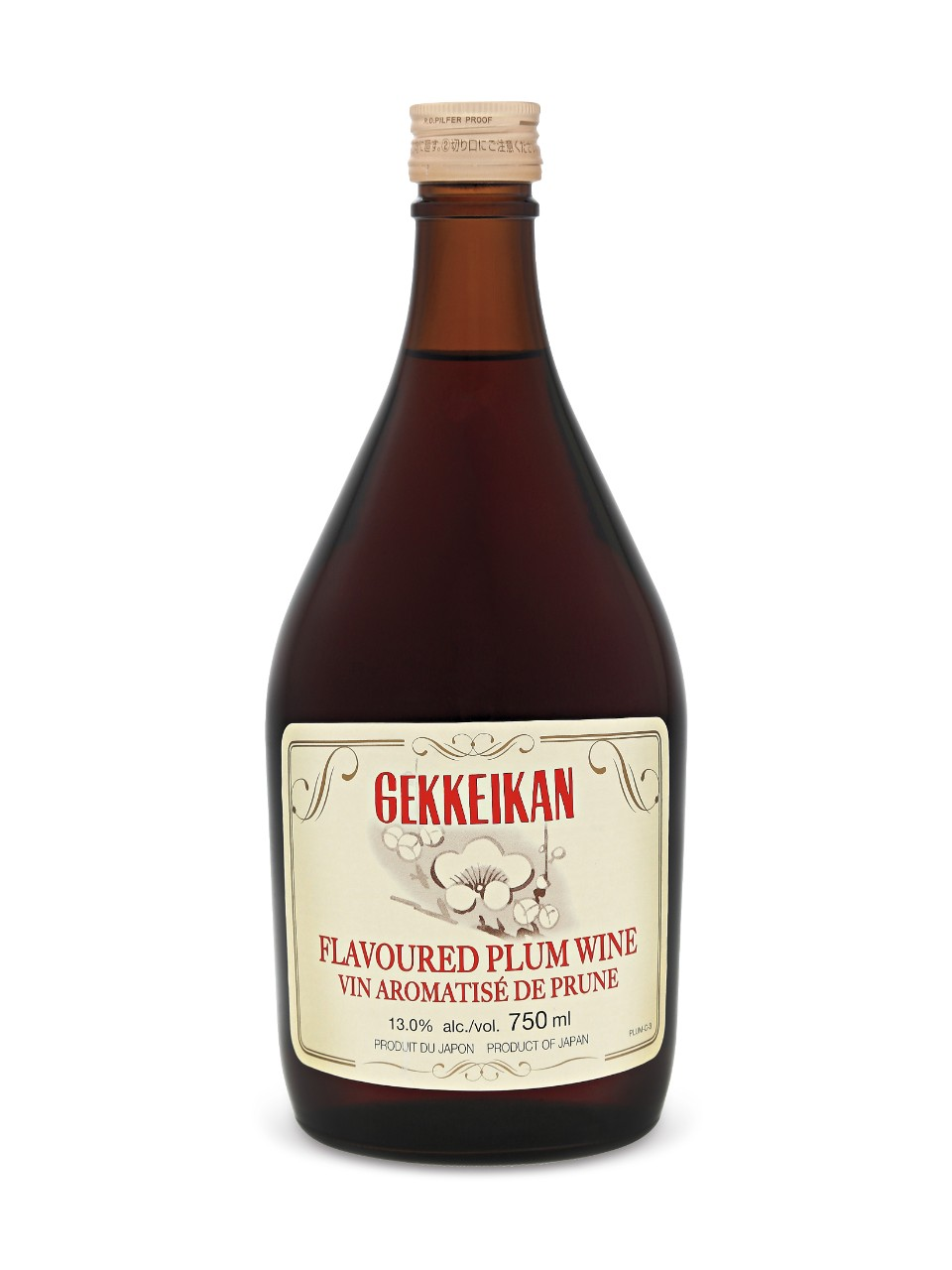 Image for Gekkeikan Plum Wine from LCBO