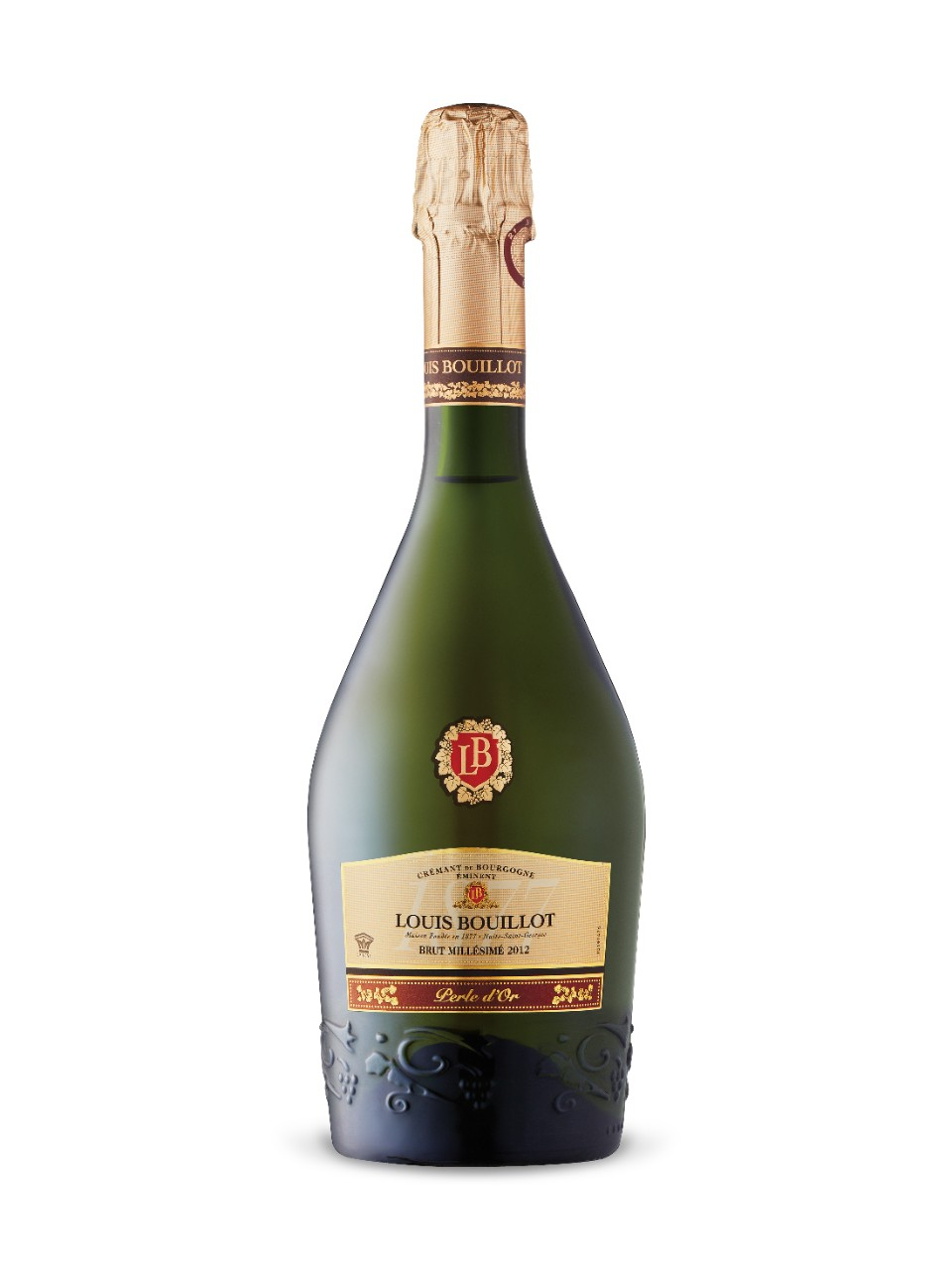 Image for Louis Bouillot Perle d'Or Brut Crémant de Bourgogne 2009 from LCBO