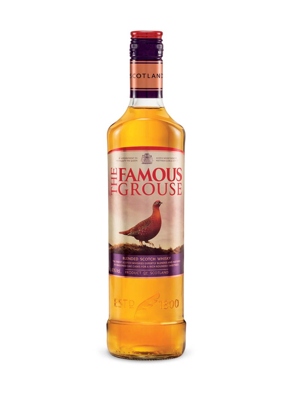 Image for The Famous Grouse Scotch Whisky from LCBO