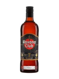 Havana Club Dry 7 Year Old Rum