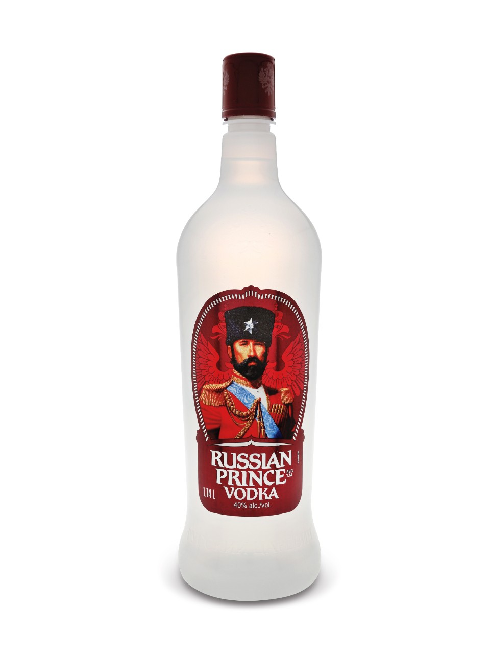 Image for Russian Prince Vodka (PET) from LCBO