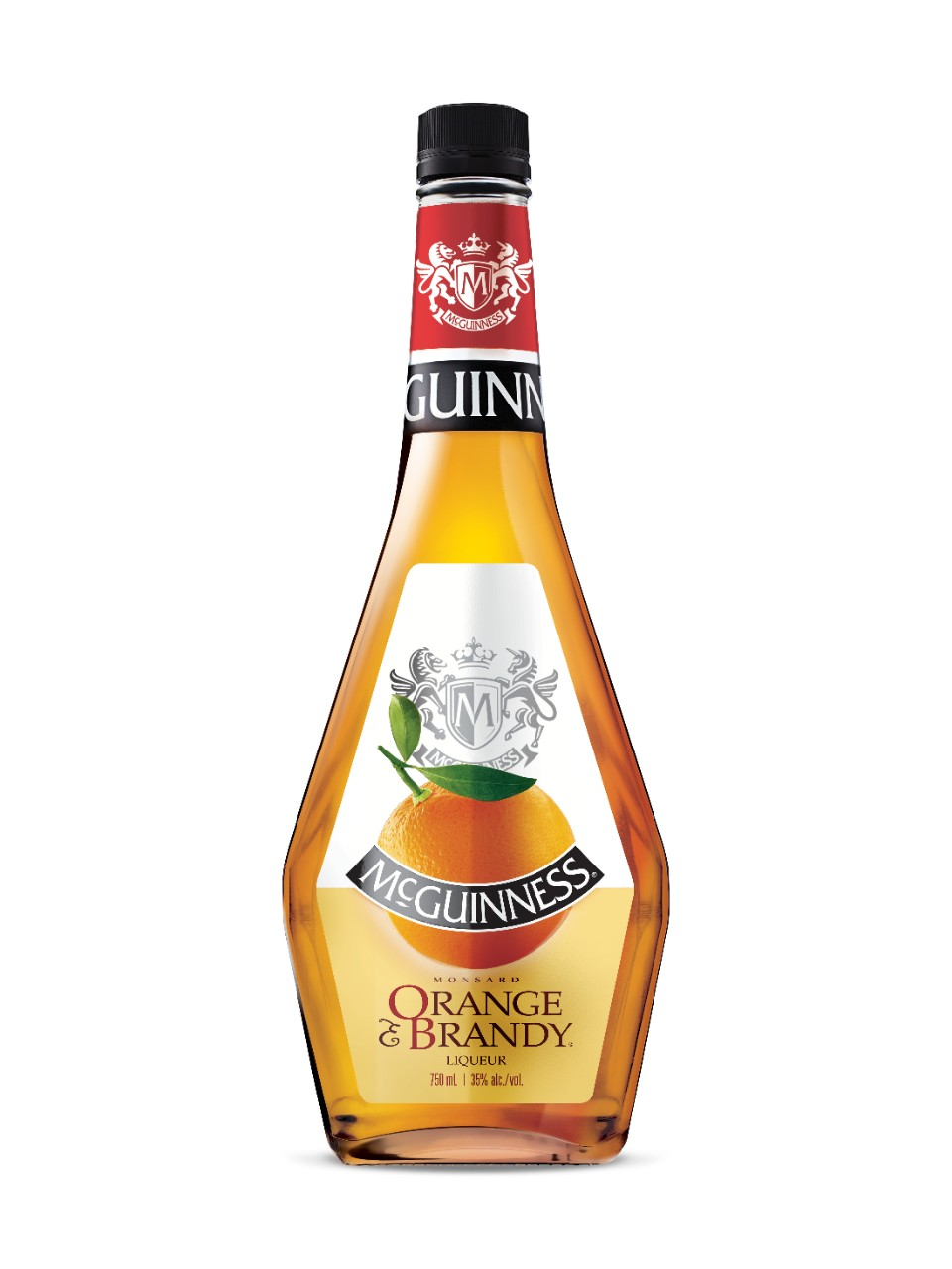 Image for McGuinness Orange & Brandy from LCBO