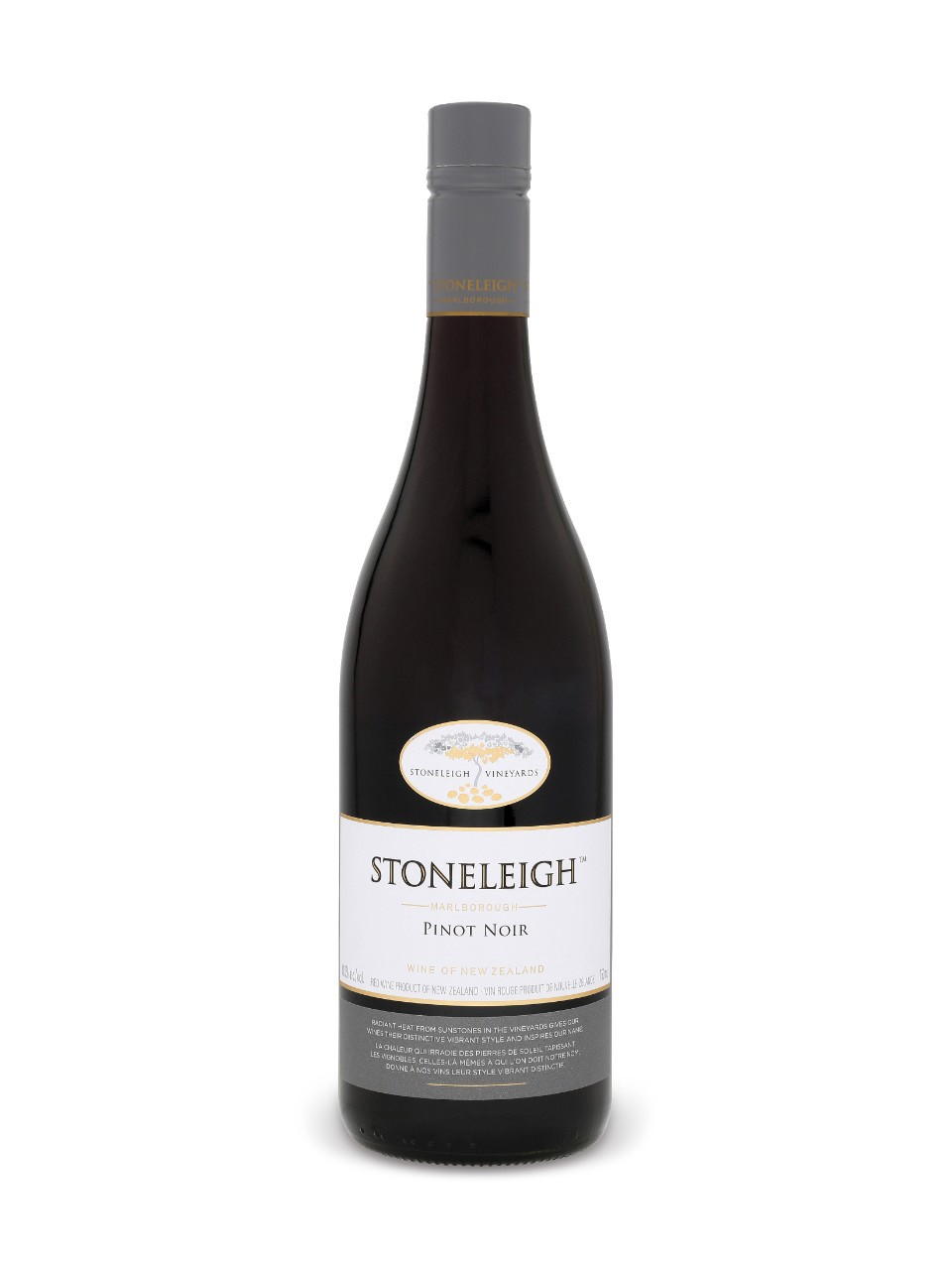 Image for Stoneleigh Marlborough Pinot Noir from LCBO