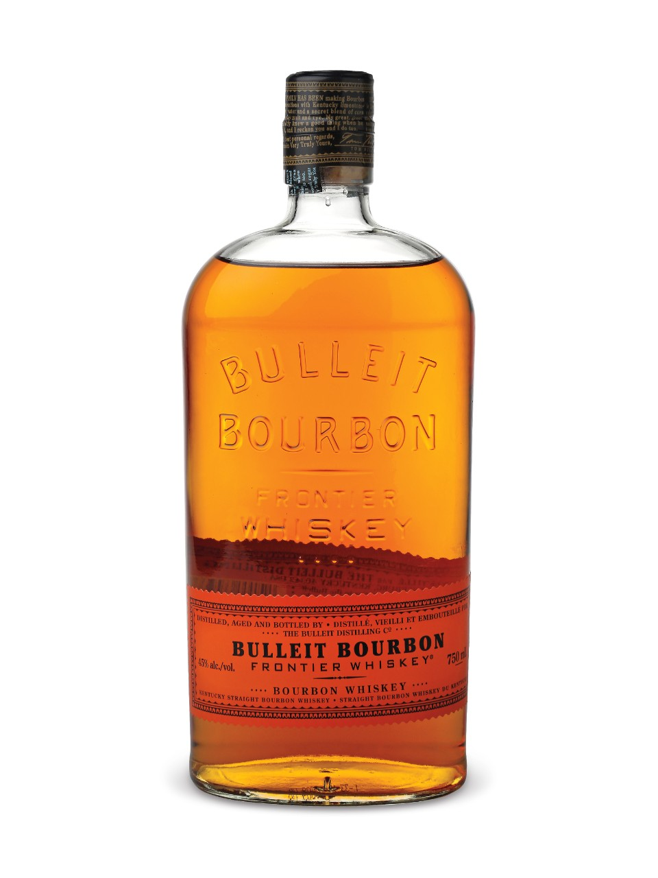 Image for Bulleit Bourbon Frontier Whiskey from LCBO