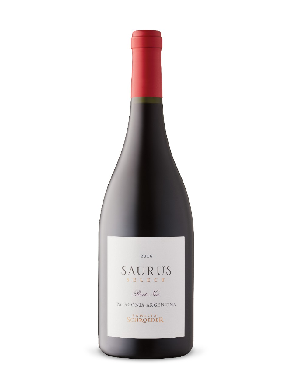 Image for Familia Schroeder Saurus Select Pinot Noir 2016 from LCBO
