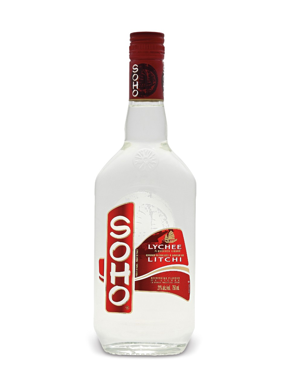 Image for Soho Lychee Liqueur from LCBO