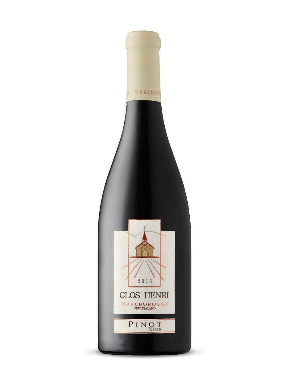 Image for Clos Henri Pinot Noir 2015 from LCBO