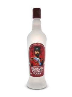 Russian Prince Vodka (PET)