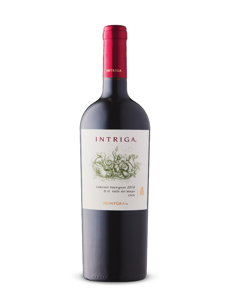 Montgras Intriga Cabernet Sauvignon 2016 from LCBO