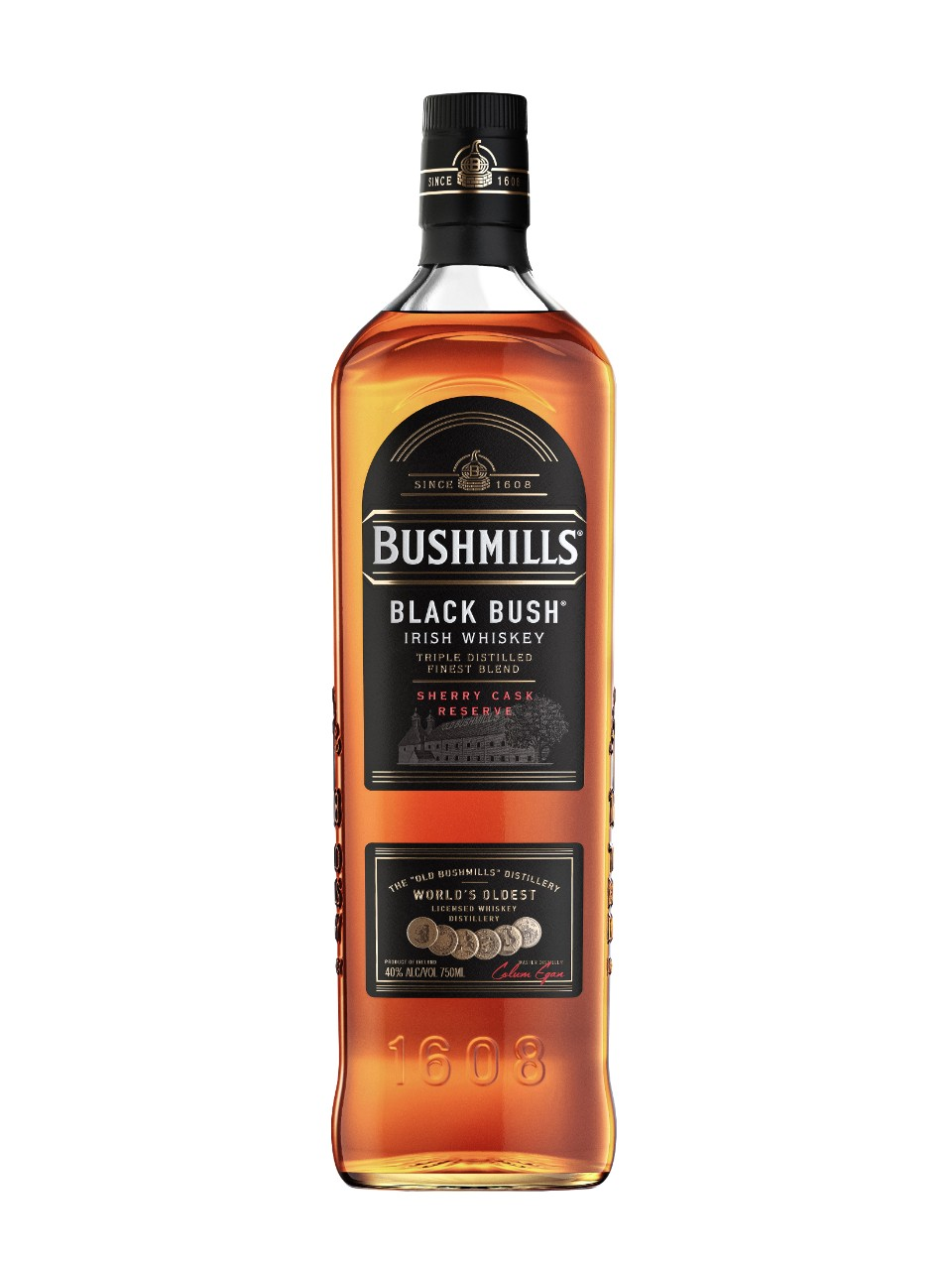 Image for Bushmills Black Bush Irish Whiskey from LCBO