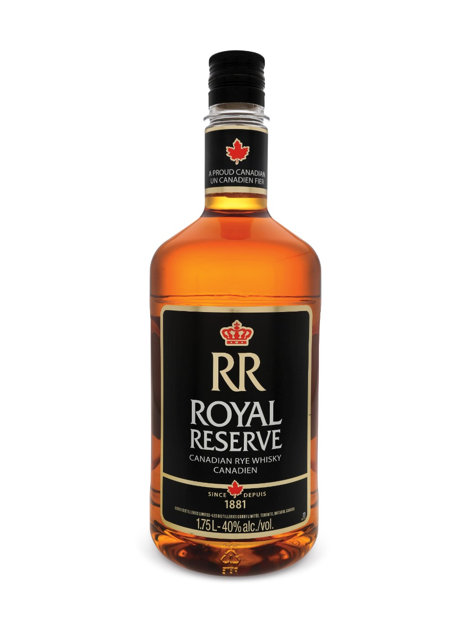 Royal Reserve Whisky (PET) from LCBO